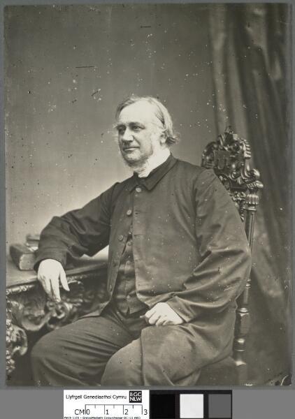 Rev. William Rees, 'Gwilym Hiraethog'
