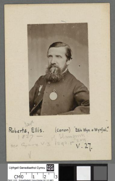 Ellis Roberts (Canon) 'Ellis Wyn o Wyrfai&...