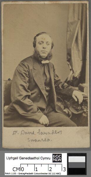 Dr. David Saunders, Swansea