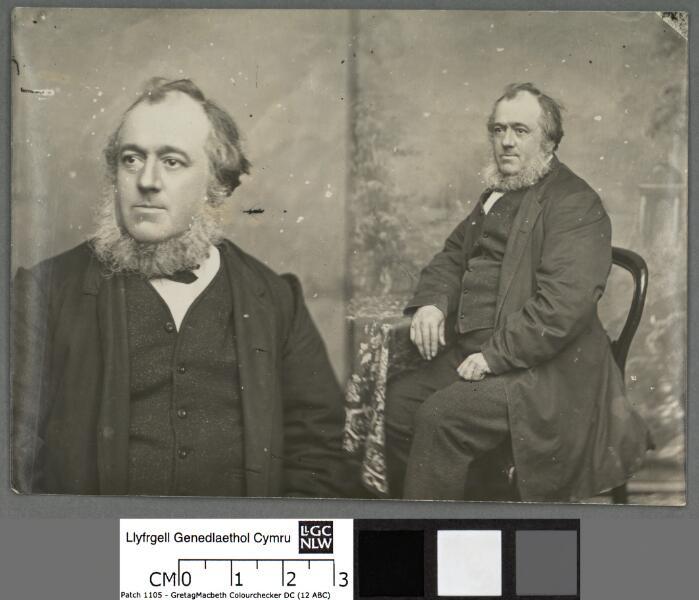 Thomas Jones 'Taliesin o Eifion'
