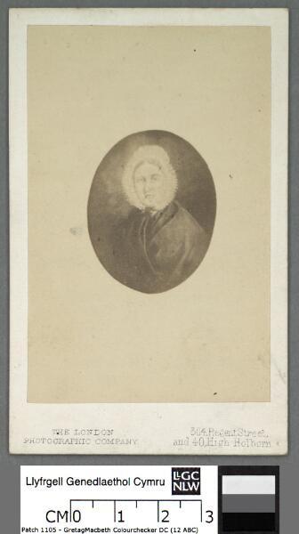 Mother of John Jones, 'Talhaiarn'