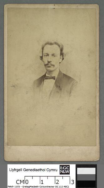 Lewis William Lewis, 'Llew Llwyfo'