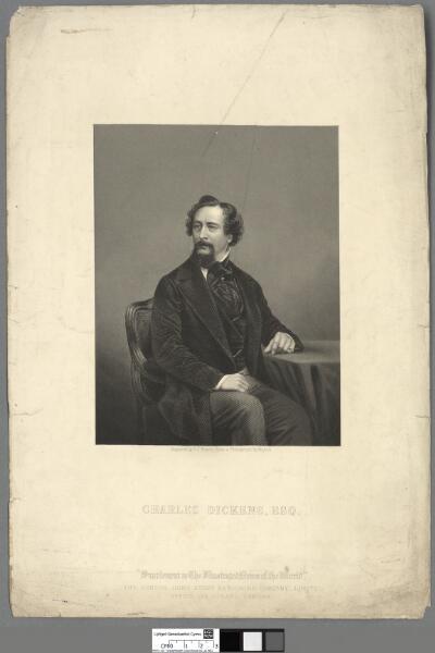 Charles Dickens, Esq