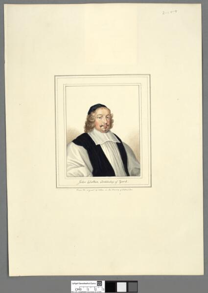 John Dolben, Archbishop of York
