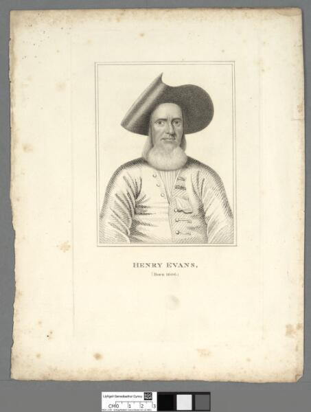 Henry Evans (born 1606)