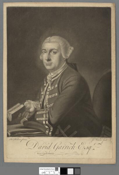 David Garrick Esqr