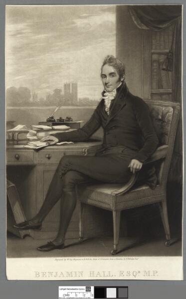 Benjamin Hall, Esqr. M.P