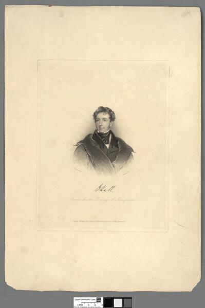 B. Hall Member for the Borough of Marylebone