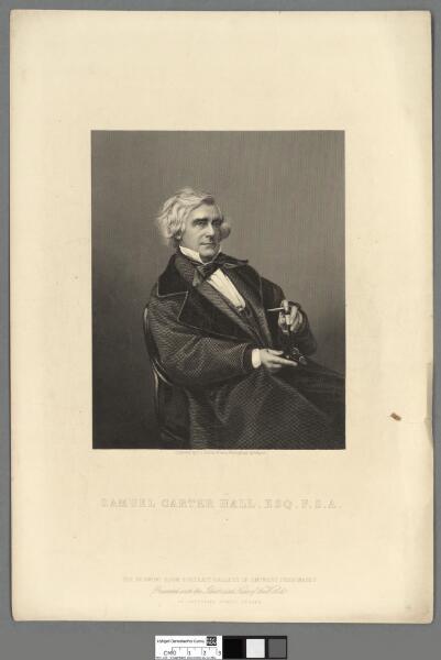 Samuel Carter Hall, Esq. F.S.A