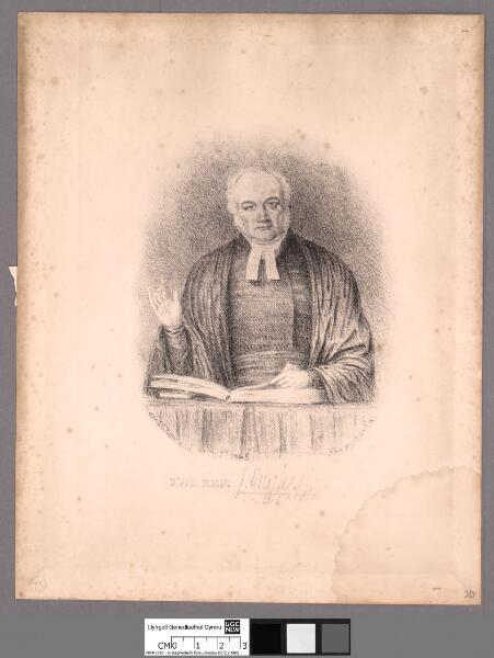The Rev. J. Hughes