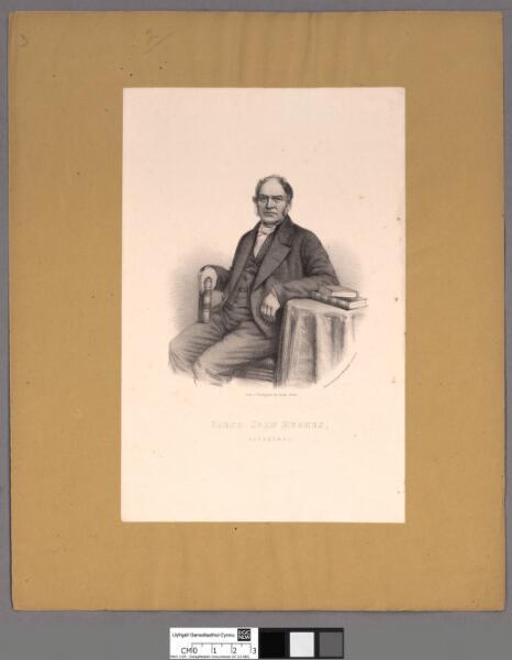 Parch. John Hughes, Liverpool