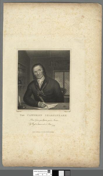 The Cambrian Shakespeare