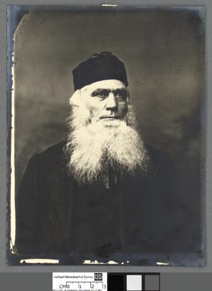 The Reverend Robert Ellis, 'Cynddelw'