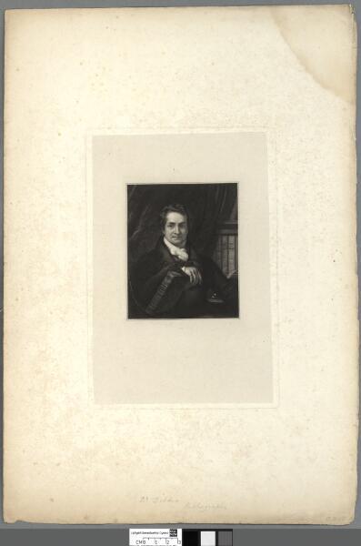 Dr. Dibdin, bibliographer