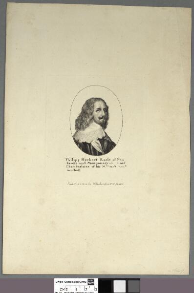 Philipp Herbert Earle of Pembroke and Mongomery...