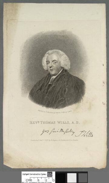 Revd. Thomas Wills, A.B