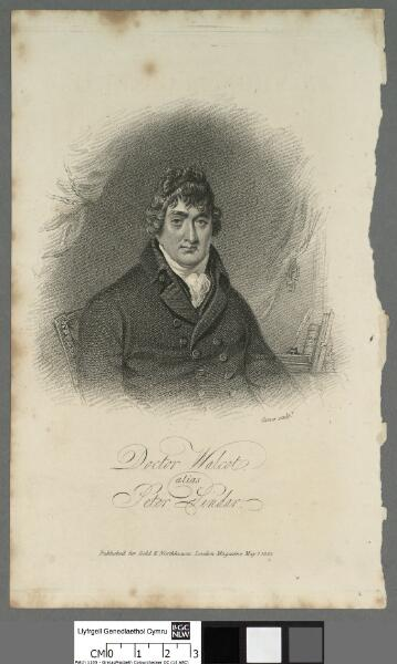 Doctor Walcot alias Peter Lindor