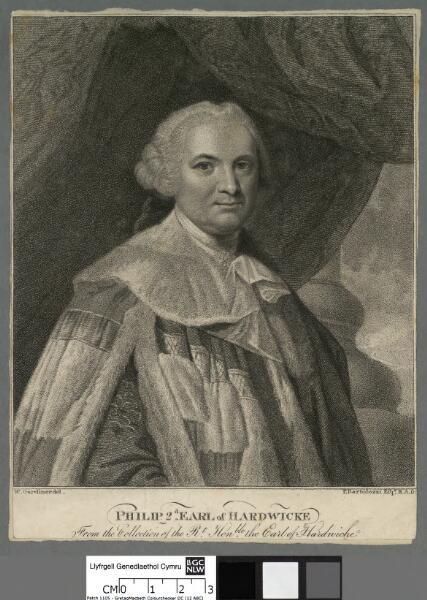 Philip 2nd Earl of Hardwicke