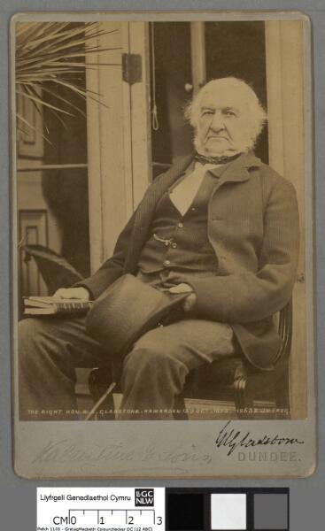 W. E. Gladstone
