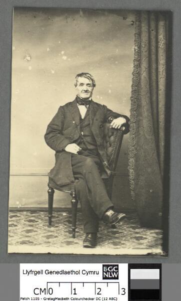 "Rev. Samuel Roberts, ""S.R."""