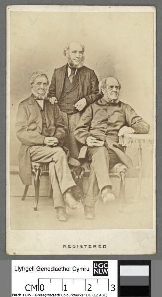 Samuel Roberts, Richard Roberts and John...