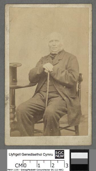 William Roberts, Cefnddwysarn