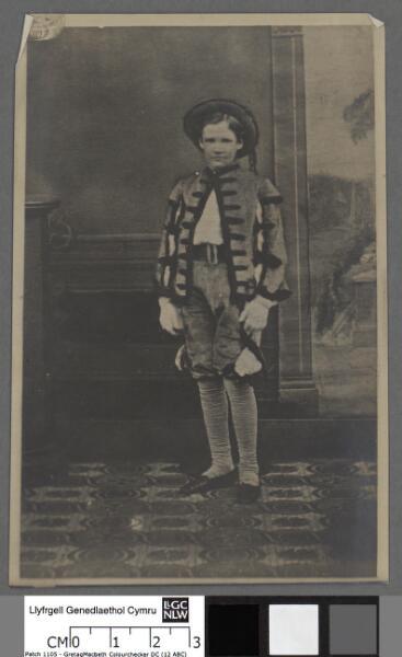 Lord Rhondda age 10