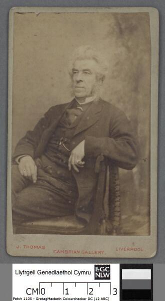Dr. James Richard Walker, of Corwen