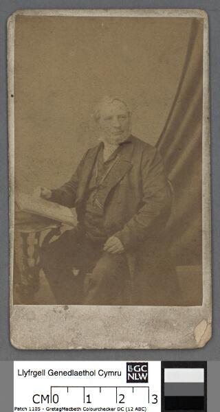 Rev. Benjamin Williams