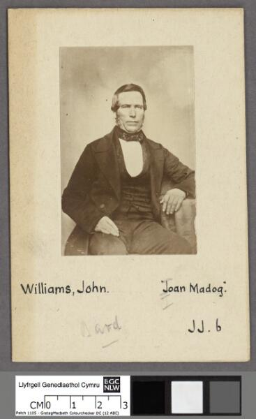 John Williams, 'Ioan Madog'