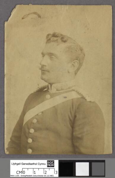 Thomas Griffith Williams, Criccieth former head...