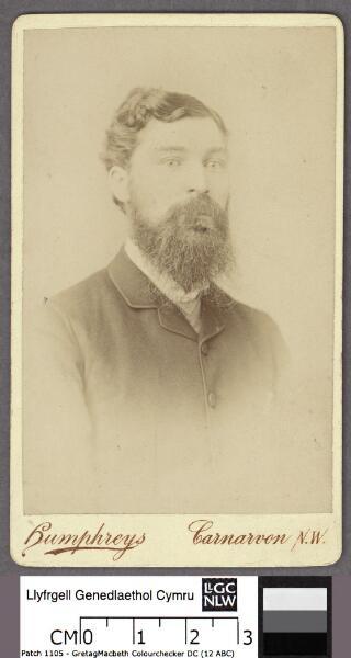 W. J. Williams, 'Gwilym Alaw'