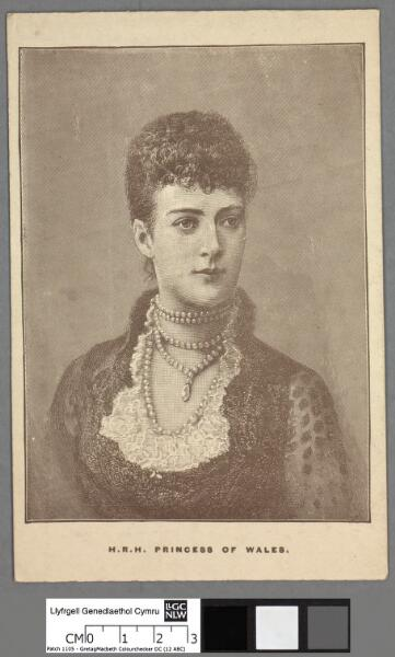 H. R. H. Princess of Wales