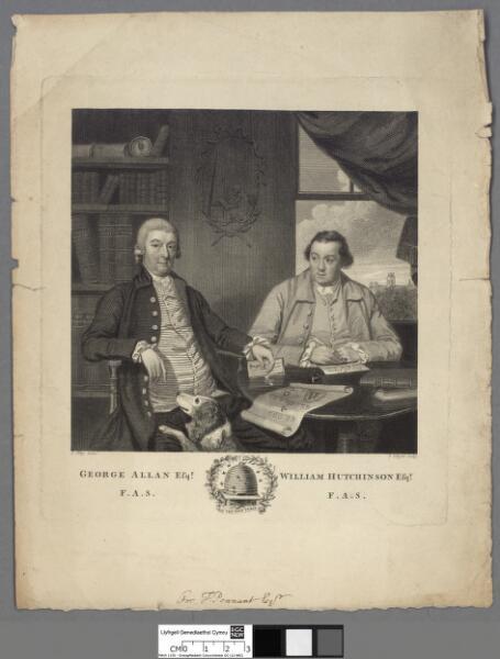 George Allan Esqr. F.A.S. and William...