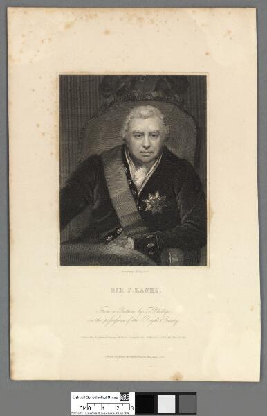Sir J. Banks