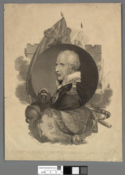 Field Marshal Von Blucher, Prince of Wagstad