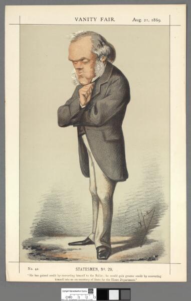 Henry Austin Bruce