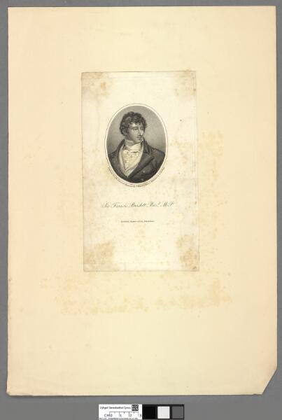 Sir Francis Burdett, Bart. M.P