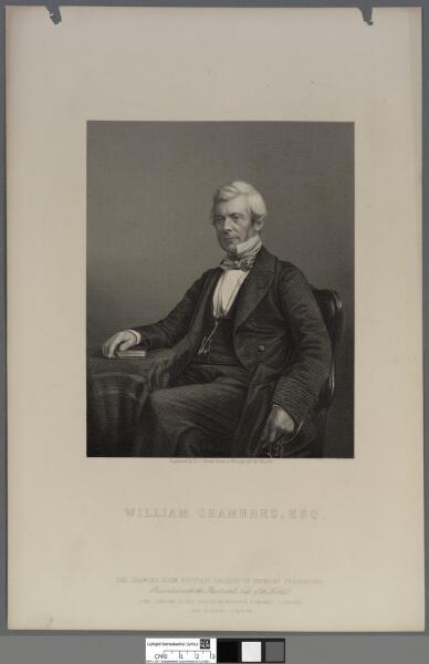 William Chambers, Esq
