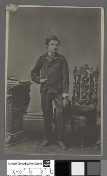 Lord Rhondda age 12