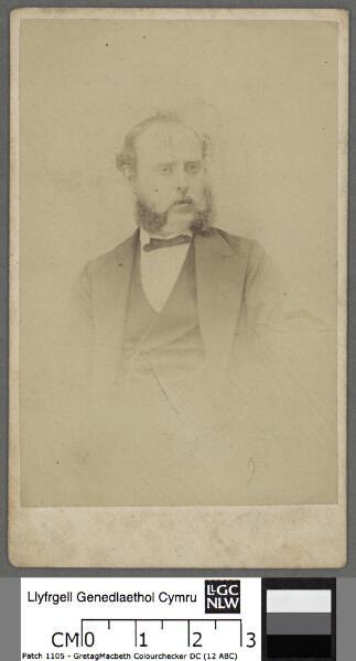 Mr John Thomas Chemist Machynlleth