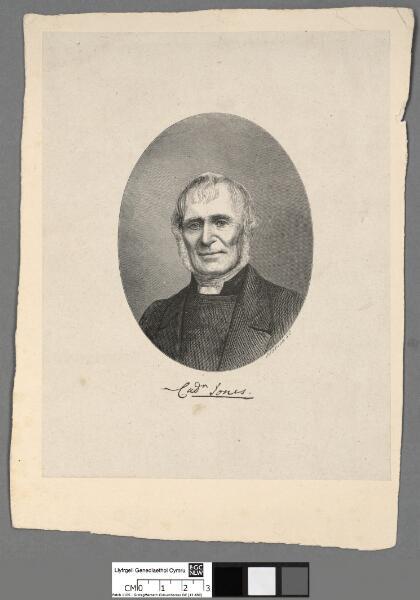 Cadwaladr Jones