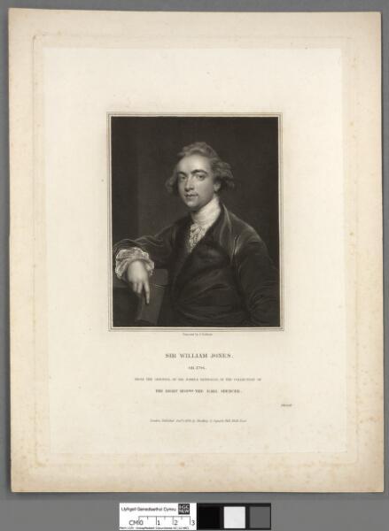 Sir William Jones                      OB.1794