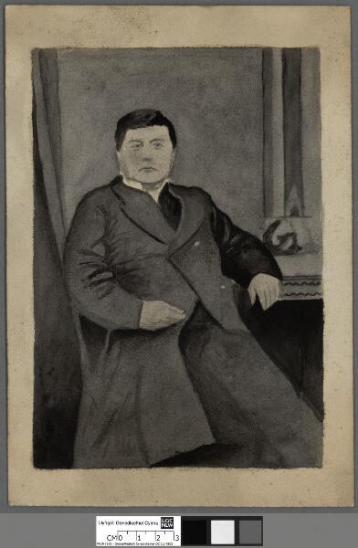 Rev. Edward Matthews, 'Ewenny'