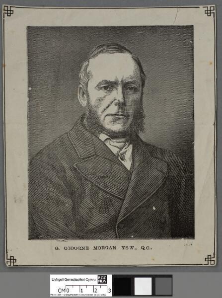 G. Osborne Morgan YSW., Q.C
