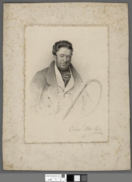 Sir Edward Mostyn, 7th Baronet of Talacre