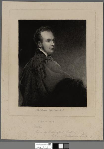 Revd. Edward Pryce Owen, M.A