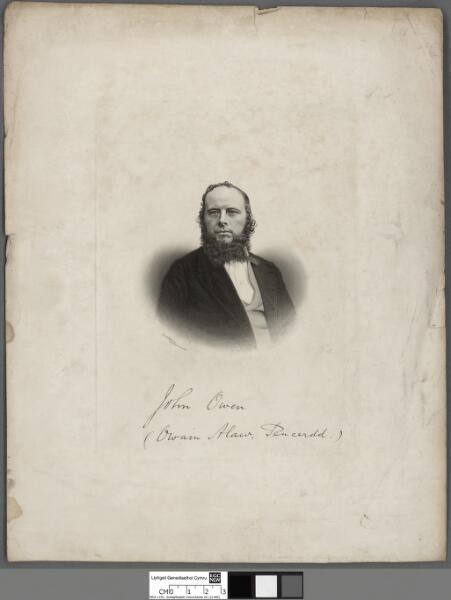John Owen (Owain Alaw, Pencerdd)