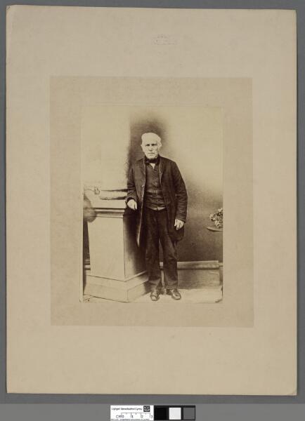 Rev. Hugh Parry, Llanarmon