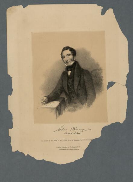 John Parry, Bardd Alaw